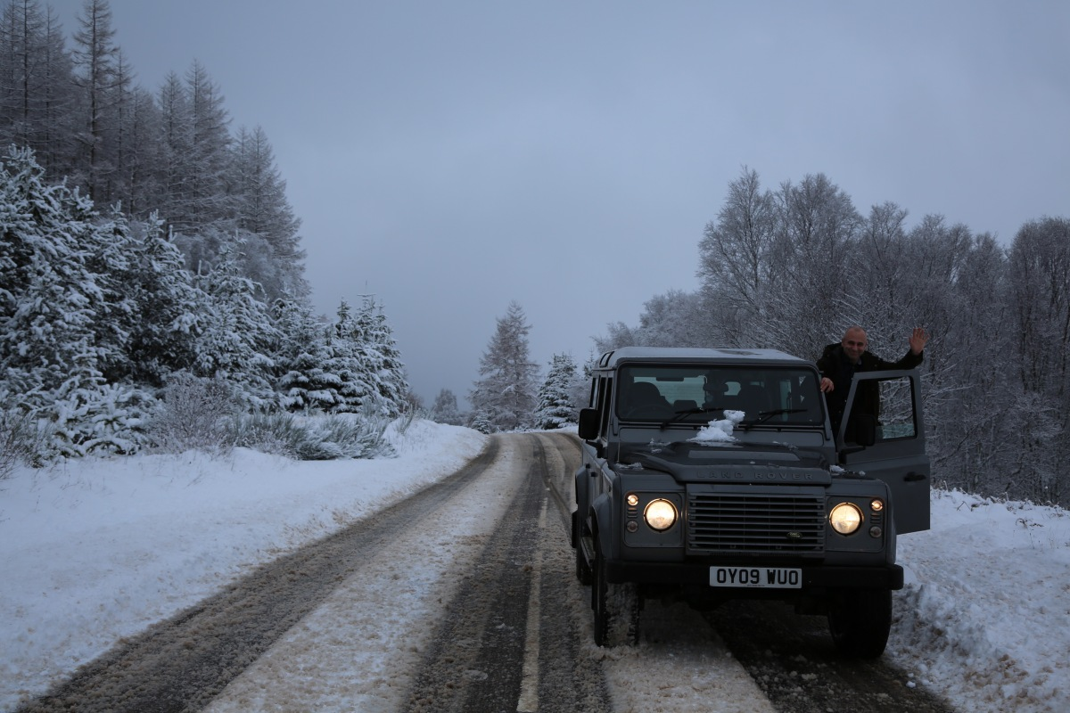 The road toCulloden